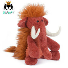NEW Jellycat Snagglebaggle Winston Woolly Mammoth 35cm Elephant Tusks Soft Toy