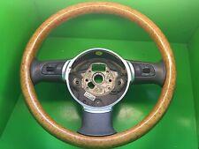 2004-2005 AUDI A8 A8L D3 WOOD STEERING WHEEL 8E0419091BA,COLOUR WOOD