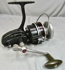 Garcia Mitchell 907 Left Hand Spinning Reel France Scarce!