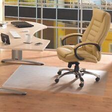 "Office Chair Mat Desk 46"" x 60"" Plastic Low Pile Carpet Protector Durable Roll"