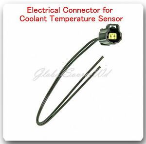 Electrical Connector For Coolant Temperature Sensor Fits: Chrysler Dodge Ford &