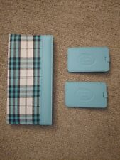 Disney  Vacation Club  Luggage  Tags and Matching Travel Wallet