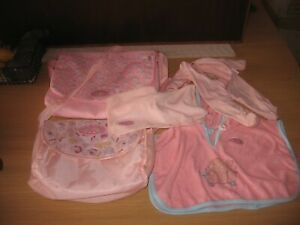 job lot of baby Anna bell accessories by zapf creation .