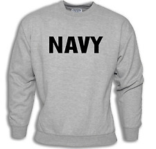 NAVY SWEATSHIRT,ARMY,US MARINES,FORCES ,UNISEX ,T SHIRT