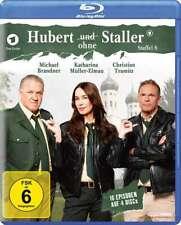 4 Blu-rays * HUBERT OHNE STALLER - STAFFEL 8 # NEU OVP $