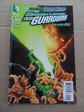 Green Lantern :  New Guardians 15 . DC 2013 - VF - minus
