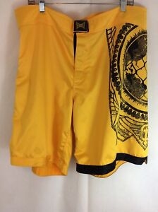 Tapout The Ultimate Fighter Black MMA Shorts Season 10 Rashad Men's Size 40