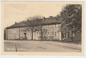 Carte Postale Thüringen Meuselwitz Poliklinik