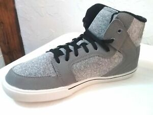 """Faded Glory - Youth Boys Size """"4""""  """"GRAY""""  Premium Comfort Running Shoes -"""