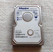 Disco Duro HDD 3,5 IDE PATA Maxtor DiamondMax Plus 6Y080L0 80GB Torre Sobremesa