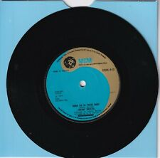 """JOHNNY BRISTOL..HANG ON IN THERE BABY..EXCELLENT 1974 MGM POP / SOUL 7"""".2006-443"""