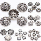 Wholesale Loose Spacer Bead Flower Caps Jewelry Making Finding DIY 3/5/7/12mm