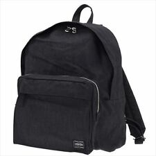 NEW Yoshida Bag / Porter PORTER SMOKY DAY PACK 592-07626 Black
