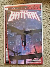Future State The Next Batman #1 Cover A Regular Ladronn Cover