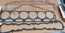 Ford Six Cylinder Head Gasket and Other Gaskets