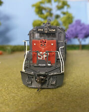 Overland Models Brass Southern Pacific SD45T-2  #9184 DC - HO Scale