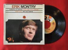 MONTRY ERIK EURIDYCE ORPHEE VIVE L'AMOUR LOLA 71039 VG VINYLE SUPER 45T EP