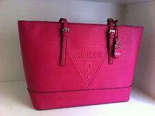 Guess PINK tote shopper handbag purse New!