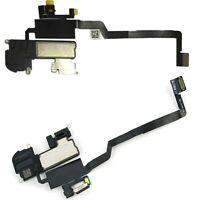 For iPhone X Ear Speaker Flex Cable Proximity Ambient Light Sensor Earpiece Unit