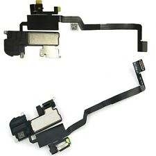 For iPhone X Ear Speaker Flex Cable Proximity Ambient Light Sensor Earpiece Unit