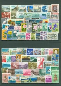 EDW1949SELL : JAPAN Amazing collection  Mihon Ovpts 168 stamps per set x 45 sets