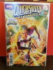 QUICKSILVER NO SURRENDER #1 (OF 5) NM