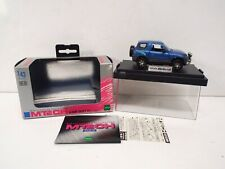 MTECH MS-06 TOYOTA RAV4 IN BLUE 1:43 SCALE EXCELLENT BOXED  (Z280)