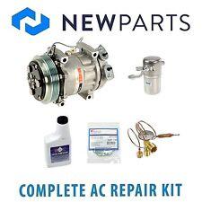 Mazda 626 98-02 2.5L Complete AC A/C Repair Kit With New Compressor & Clutch