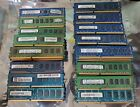 LOT OF 70 / /  4GB (1-Stick) 10600 and 12800 DDR3 DIMM 240 Pin  Desktop PC Memory