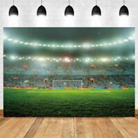 Owner/'s Box Stadium Football Sports Party Backdrop InstaView Wall Decoration