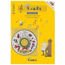 JOLLY SONGS - NEW PRE-LOADED AUDIO PLAYER BOOK