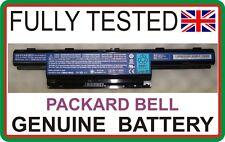 GENUINE TESTED TM89-GU-015 PACKARD BELL EASYNOTE LAPTOP BATTERY