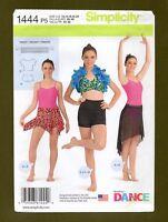Simplicity 8059//SO657   Misses Duster Knit Dress//Tunics  Sizes XXS Pants XXL