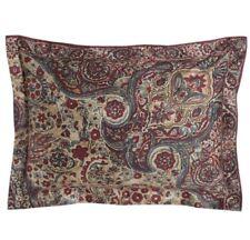 Ralph Lauren King Pillow Sham Larson Bohemian Muse 20'' x 36'' New