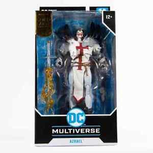 McFarlane Toys DC Multiverse Azrael White Templar Gold Label - BRAND NEW SEALED