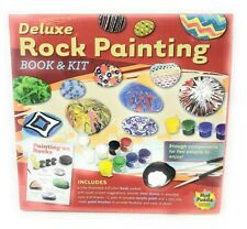New Mud Puddle Rock Painting Book and Kit