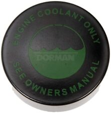 Engine Coolant Recovery Tank Cap Dorman 82595 fits 93-94 Jeep Grand Cherokee