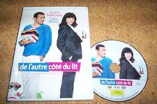 DVD DE L'AUTRE COTE DU LIT sophie marceau & dany boon