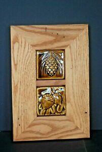 Pewabic Collectable Decorative Tile