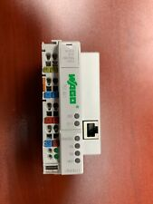 WAGO 750-841 PLC ETHERNET TCP/IP PROGRAMMABLE FIELDBUS CONTROLLER