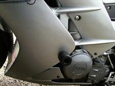 YAMAHA FJR 1300 2001-2005 CRASH MUSHROOMS PROTECTORS SLIDER BOBBINS BUNGS  R6E2