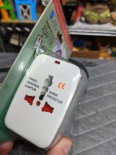 AU/UK/US/EU Universal Travel AC Power Charger Adapter Plug Converter