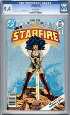 Starfire #7 - CGC Graded 9.4 (NM) 1977 - Bronze Age - DC