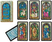 Mazzo Carte TAROCCO DELLE VETRATE Dal Negro 40006 Carte Magiche Indovino