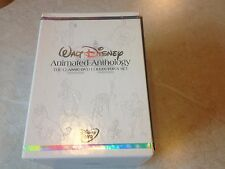 Walt Disney Animated Anthology-The Classic DVD Collector's BOX, LIMITIERT; OOP