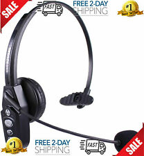 Wireless Headphone Blue Parrot Headset Bluetooth Truck Driver Noise Cancelling..