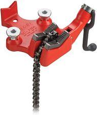 Ridgid 40205 Bc510a Top Screw Bench Chain Vise 18 5