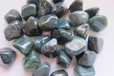 *ONE* Specularite Specular Hematite with Mica Flecks Tumbled Stone 20-25mm Reiki