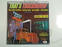 "1965 Starday Records SLP 357 Various ""That's Truckdrivin'"" - Vintage Vinyl LP"