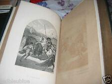 Oeuvres de Buffon, d'après MORIN 2 volumes Superbes Gravures reliure Cuir